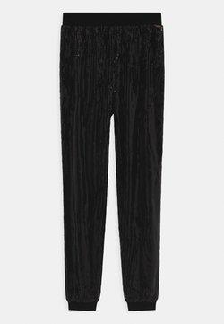 Guess - JUNIOR - Pantaloni - jet black
