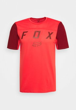 Fox Racing - FLEXAIR MOTH - T-Shirt print - bright red