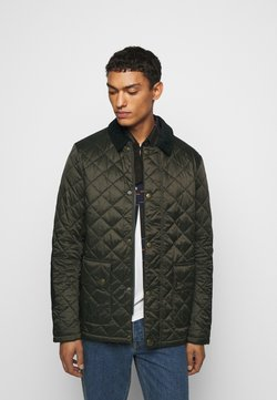 Barbour - DIGGLE QUILT - Jas - olive/seaweed