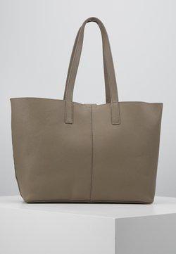 Liebeskind Berlin - CARLI - Shopping Bag - cold grey