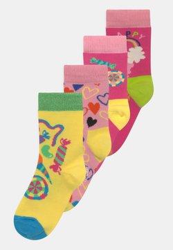 Happy Socks - SUGAR RUSH & HAPPY LOVE 4 PACK UNISEX - Calcetines - multi-coloured