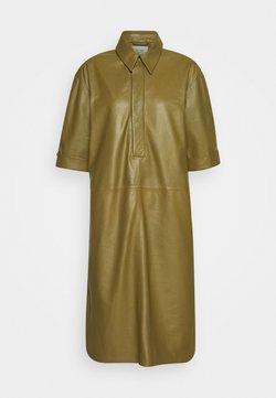 Second Female - INDIE DRESS - Korte jurk - butternut