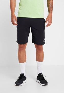 Under Armour - SPORTSTYLE SHORT - kurze Sporthose - black/white