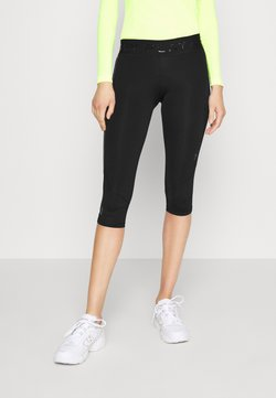 ONLY PLAY Tall - ONPPERFORMANCE TRAINING - Leggings - black/red