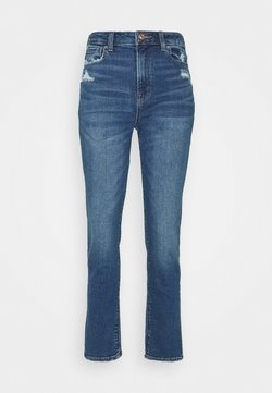 American Eagle - MOM - Slim fit jeans - darkest dazzler