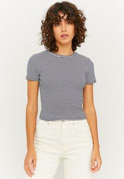 TALLY WEiJL - T-Shirt print - blue