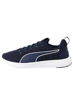 Puma - SOFTRIDE VITAL CLEAN - Zapatillas de running neutras - peacoat/black/white
