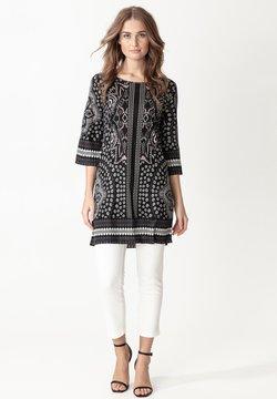 Indiska - EMILIA - Korte jurk - black