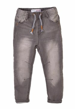 MINOTI - Vaqueros slim fit - grey denim