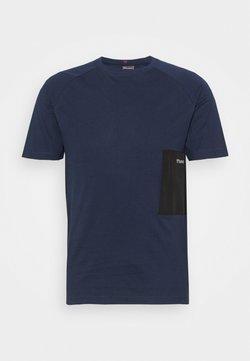 Hummel - HMLPRO XK - T-Shirt print - black iris