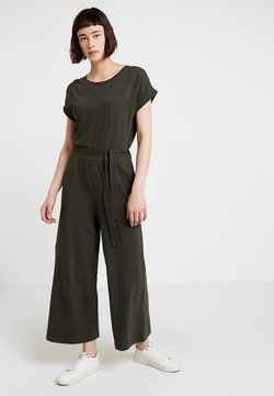 Marc O'Polo DENIM - OVERALL - Combinaison - action green