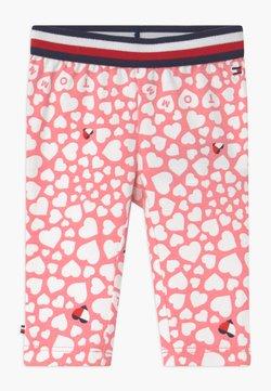 Tommy Hilfiger - BABY GIRL - Legging - pink