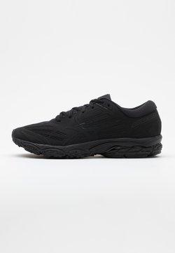 Mizuno - WAVE STREAM 2 - Zapatillas de running neutras - black/phantom