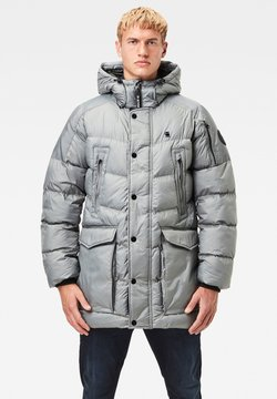 G-Star - WHISTLER HOODED - Winterjacke - lt building