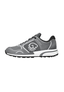 Giesswein - WOOL CROSS X - Sneaker low - grey