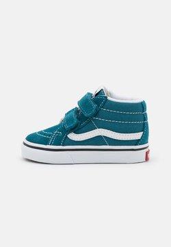 Vans - SK8-MID REISSUE UNISEX - Sneakers alte - blue coral/true white