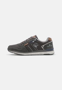TOM TAILOR - Sneaker low - grey