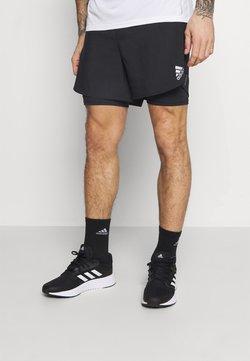 adidas Performance - SHORT - Pantalón corto de deporte - black