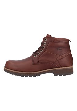 camel active - Schnürstiefelette - brown