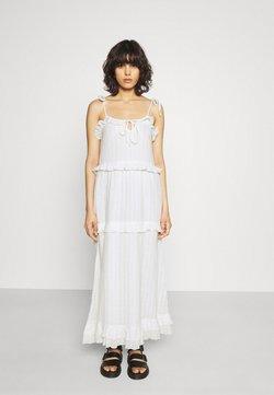 YAS - YASFLICKA STRAP ANKLE DRESS - Maxikleid - star white