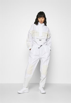 Reebok Classic - BOILERSUIT - Overall / Jumpsuit - white