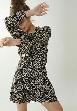 Pimkie - Sukienka koszulowa - kastanienbraun