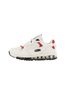 Björn Borg - HBD  - Sneaker low - white/red
