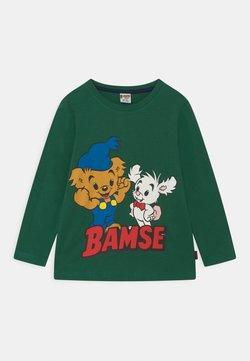 Lindex - BAMSE  - Long sleeved top - green