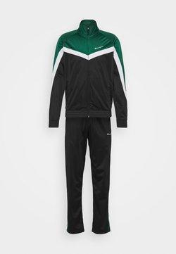 Champion - TRACKSUIT SET - Trainingsanzug - black