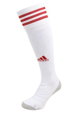adidas Performance - CLIMACOOL TECHFIT FOOTBALL KNEE SOCKS - Kniestrümpfe - white/power red