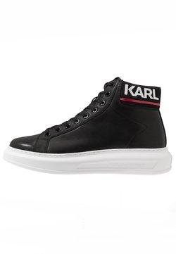 KARL LAGERFELD - KAPRI MID  - Sneaker high - black