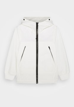 C.P. Company - SHELL  - Veste softshell - gauze white