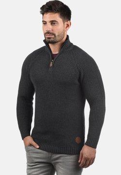 Solid - TROYER XENOX - Sweter - dark grey
