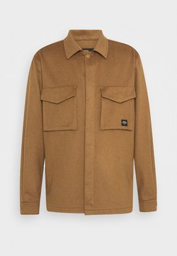 Scotch & Soda - SEASONAL FIT BRUSHED - Summer jacket - camel