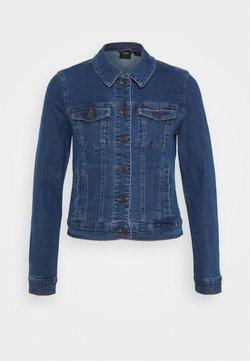 Vero Moda - VMHOT SOYA  - Veste en jean - medium blue denim