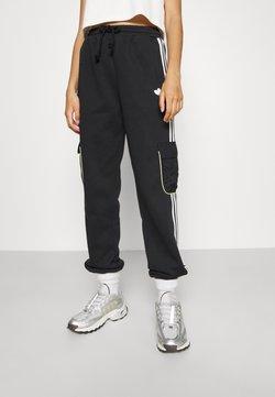 adidas Originals - PANT - Cargo trousers - black