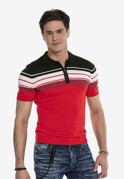 Cipo & Baxx - Poloshirt - red