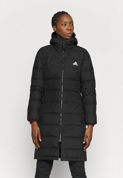 adidas Performance - FOUNDATION PRIMEGREEN JACKET - Donsjas - black