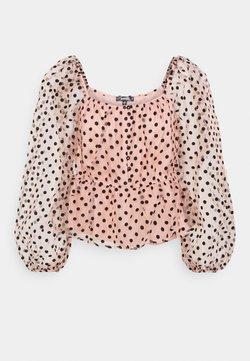 Missguided - Langarmshirt - baby pink