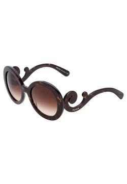Prada - Sonnenbrille - braun