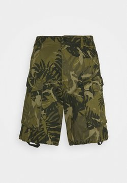 G-Star - ROVIC RELAXED - Shorts - army green/sage
