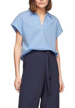 s.Oliver BLACK LABEL - Bluse - light blue stripes