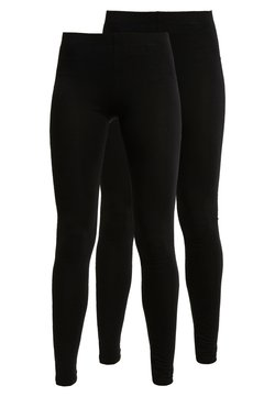 Even&Odd Tall - 2 PACK - Legging - black