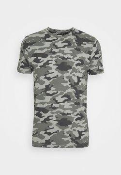 Brave Soul - DISGUISEF - Camiseta estampada - grey
