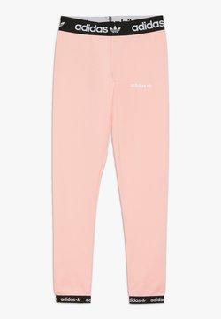 adidas Originals - Leggings - glow pink/black/white