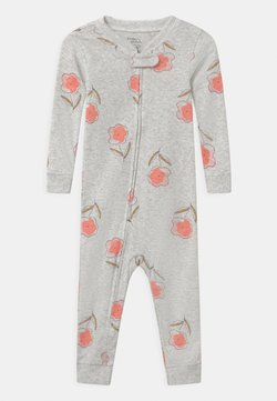 Carter's - FLOWER - Pyjama - mottled grey