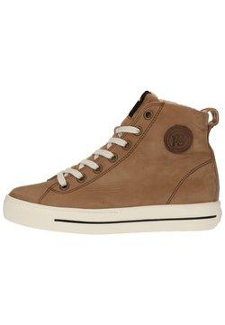 Paul Green - Sneaker low - rehbraun