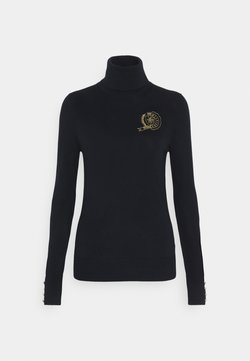 Tommy Hilfiger - ICON CREST ROLL - Maglione - desert sky