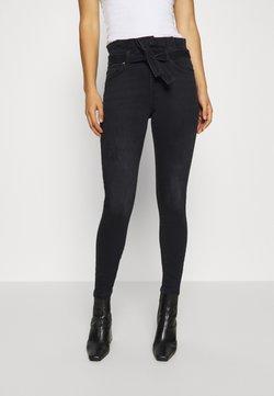 ONLY - ONLHUSH LIFE  - Jeans Skinny - black