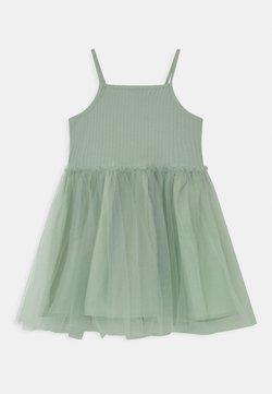 Cotton On - INES DRESS UP DRESS - Jerseykleid - stone green